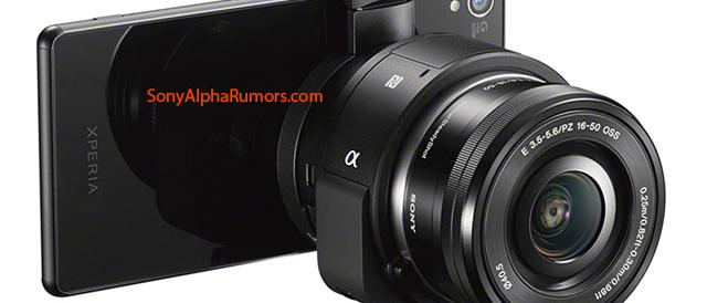 Eマウントのレンズが交換できるレンズスタイルカメラ「ILCE-QX1」の画像がドーンとリーク。