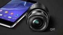 APS-Cの高画質撮影とレンズ交換の利点と、スマートフォンのリモートや大画面の便利さをミックスしたレンズスタイルカメラ「ILCE-QX1」