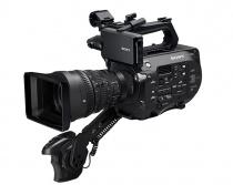 「IBC2014」に向けてSONY出展、4Kカムコーダー「PXW-FS7」、FEレンズ「SELP28135G」を発表。