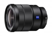 ヨーロッパでフルサイズ対応の広角ズームレンズ 「SEL1635Z」を発表。