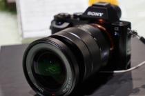 ソニーストアで、Vario-Tessar T* FE 16-35mm F4 ZA OSS 「SEL1635Z」を触ってみた。