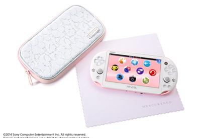 「PS Vita MERCURYDUO Premium Limited Edition」、「PS Vitaバリューパック」を数量限定で発売。