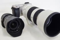 """""""α(Eマウント)""""カメラのオトモに連れて行きたくなるレンズスタイルカメラ「QX1」"""