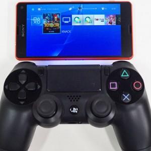 Xperia Z3シリーズで「PS4リモートプレイ」が楽しすぎる!外出先からもPS4のゲームができちゃうよ。