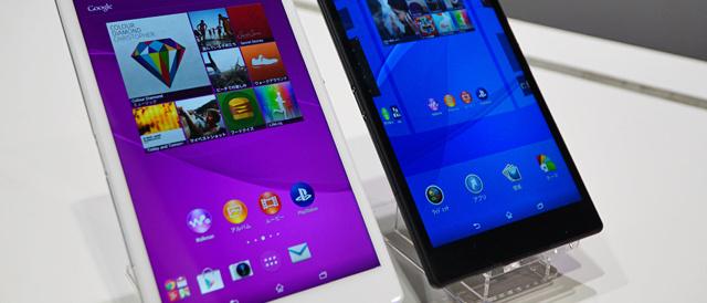 「Xperia Z3 Tablet Compact」を実際に触ったら、ほらやっぱり欲しくなったじゃないか。