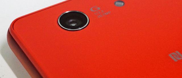 暗がりでも撮れる写真、ブレない動画がもはやコンデジレベルの「Xperia Z3/Z3 Compact」カメラ。