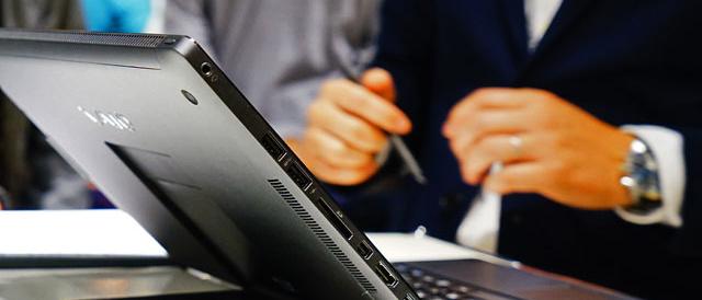 「VAIO Prototype Tablet PC」、ソニーストア大阪トークショーレポート(後編)