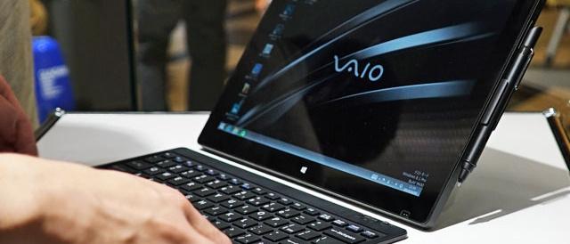 「VAIO Prototype Tablet PC」、ソニーストア大阪トークショーレポート(前編)