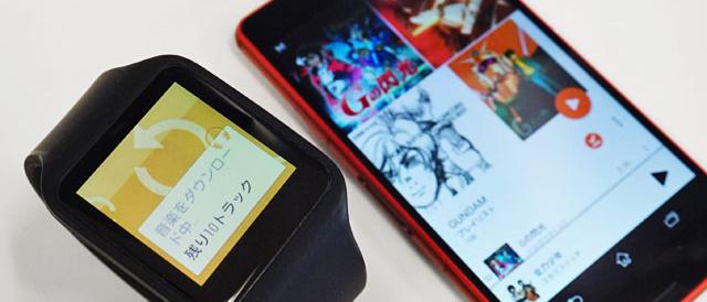 SmartWatch 3「SWR50」単独で音楽を聴きたい!という執念で試してみた「Google Play Music」 。