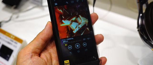 ソニーストア大阪で、ハイレゾ対応ウォークマン「NW-ZX2」を触ってきた雑感(前編)