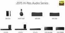 ハイレゾ音源をワイヤレスで楽しめる「LDAC(エルダック)」を搭載するウォークマン「NW-ZX2」とワイヤレス機器新モデル。