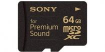 ハイレゾ対応ウォークマンに最適化したmicroSDXCメモリーカード高音質モデル「SR-64HXA」