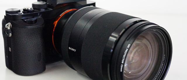広角24mmから望遠240mm(APS-C360mm)までカバーする高倍率ズームレンズ 「SEL24240」を使ってみよう。