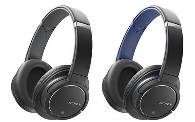 ワイヤレス(Bluetooth)とデジタルノイズキャンセリングの両方をもったヘッドホン「MDRZX770BT」が登場。
