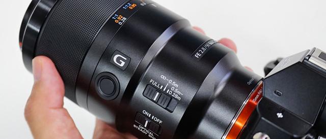 マクロレンズ(FE 90mm F2.8 Macro G OSS)「SEL90M28G」を使ってみよう。