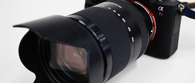 """2015年8月8日(土)、福岡天神を歩きながらデジタル一眼カメラ""""α7RⅡ""""を初めて使ってみた。"""