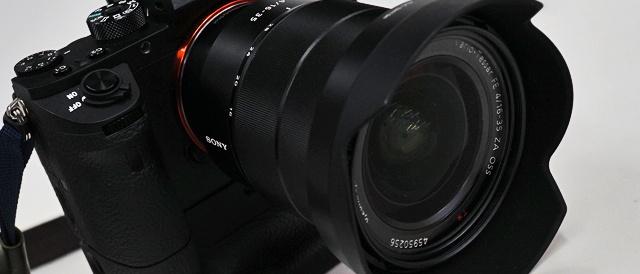 デジタル一眼カメラα7RⅡ/α7SⅡに、「縦位置グリップ装着時の4K動画撮影時間改善と画質改善」などのソフトウェアアップデート。
