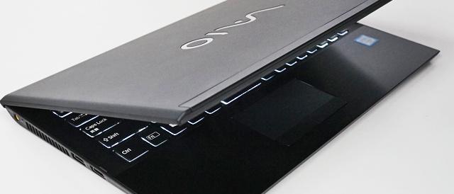 VAIO 【S Line】、13.3インチのモバイルノートPC「VAIO S13」の展示実機入荷。