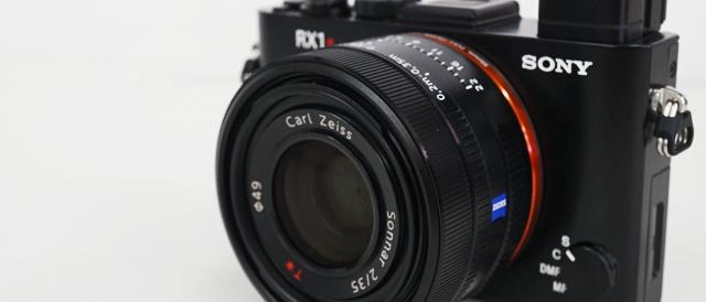 大型センサー搭載したデジタルスチルカメラRXシリーズ、「RX1RⅡ」と「RX10Ⅲ」のソニーストア販売価格を改定。