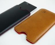 buzzhouse design.x[kunkoku別注] VAIO Phone Biz 専用ハンドメイドレザーケース