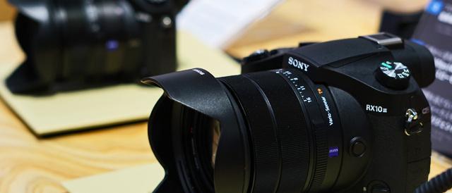 デジタルスチルカメラ「RX10Ⅲ」を、ソニーストア福岡天神で触ってきたレビュー。超望遠で納得のクオリティの画像が手に入れられるカメラ。