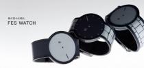 柄が変わる時計「FES WATCH」、ソニーストア直営店だけでなくECサイトでも販売を開始。