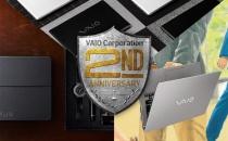 VAIO株式会社設立2周年記念、「VAIO S11 / S13 / Z」を購入すると10,000円キャッシュバックキャンペーン。