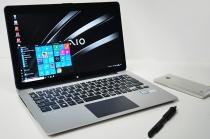 """最新の「Windows 10 Anniversary Update」に更新しよう。「VAIO Z Canvas」と「VAIO Z フリップモデル」のスタイラスがさらに活かせる""""Windows Ink""""が便利。"""