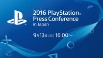 「2016 PlayStation® Press Conference in Japan」を、2016年9月13日(火)16時からライブ配信。