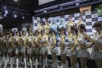 「Xperia x TOKYO GAME SHOW 2016」、華やかなXperia Girl集(前編)