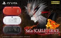 PlayStation®Vita 「サガ スカーレット グレイス スペシャルパック」を、12月15日にソニーストアで限定販売。