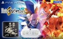 PS4 / PS Vita 「Fate/EXTELLA Edition」を、11月10日にソニーストアで限定販売。