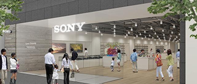 国内で5番目となるソニー直営店舗、『ソニーストア 札幌』を2017年春にオープン。場所は、元Apple Store札幌の跡地。