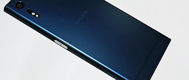グローバルモデル「Xperia XZ Dual F8332」の外観ファーストインプレ。