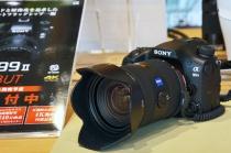Aマウントフラッグシップモデル、デジタル一眼カメラ α99 II (ILCA-99M2)の実機をいじり倒してきたよ。(前編)