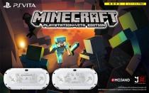 PlayStation®Vita 「Minecraft Special Edition Bundle」を、12月6日にソニーストアで限定販売。