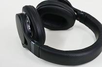 オールブラックな数量限定モデルのステレオヘッドホン「MDR-1A Limited Edition」、現物を手にするとコレまたいい感じ。