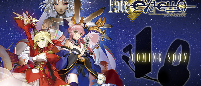 「Fate/EXTELLA Edition」 × ウォークマン & ヘッドホンが登場。メール登録を受付中。