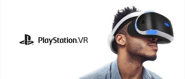 「PlayStation®VR」、2月25日(土)午前8:00からソニーストアで販売再開!