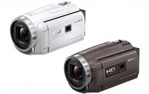 安定して撮影できる空間光学手ブレ補正機能、内蔵メモリー64GB、Wi-Fi搭載したハイビジョンハンディカム「HDR-PJ680 / CX680」。