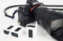 3Dプリンタで制作した「SONY Eマウントバッテリー用ケース(NP-FW50用)」( @_944さん制作 )。DMM.makeクリエイターズマーケットから買うこともできるよ。