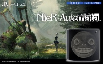 「PlayStation®4 NieR:Automata Emil Edition」を、2017年3月10日(木)にソニーストアで限定販売。PS4限定トップカバーを単品でも販売。