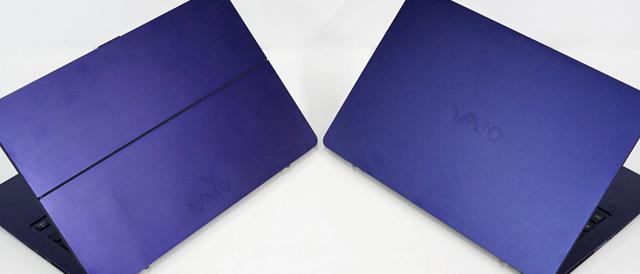 「VAIO Z | 勝色特別仕様」モデル販売終了。「VAIO S13 | 勝色オーナメント仕様」はまだ購入可能。