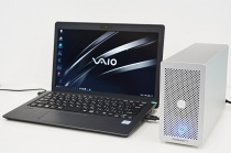 「VAIO S11」に搭載するThunderbolt 3(USB Type-C)の可能性。拡張ボックス&外部グラフィックボードで、デスクトップ化してみる。(前編)