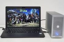 「VAIO S11」に搭載するThunderbolt 3(USB Type-C)の可能性。拡張ボックス&外部グラフィックボードで、デスクトップ化してみる。(その2)
