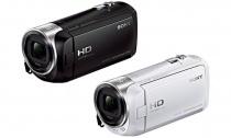 軽量でコンパクトを追求したスタンダードハイビジョンハンディカム「HDR-CX470」、4月21日発売予定。