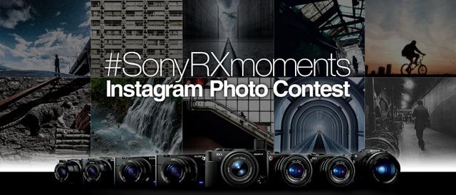 プレミアムコンパクトRXシリーズでインスタに投稿して、優秀賞5作品に5万円分、特別賞10作品に1万円分のソニーポイントがもらえる「Sony RXシリーズ Instagram フォトコンテスト」を開催。