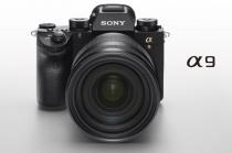 デジタル一眼カメラαシリーズEマウントの最高峰モデルα9がついに発表に!