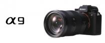 デジタル一眼カメラα9とその周辺機器を、4月27日(木)10:00より先行予約販売開始。
