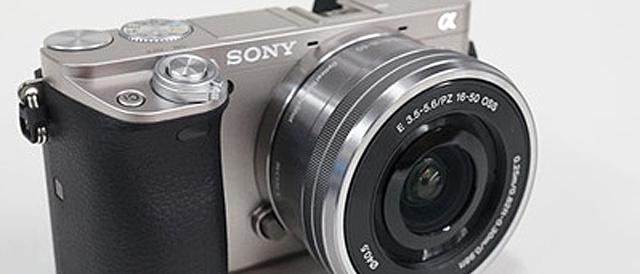 デジタル一眼カメラEマウント「α6000 / α5100」の販売価格改定。キャッシュバックキャンペーンを併用するとさらにお買い得に。